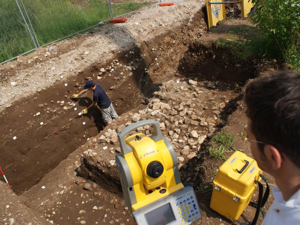 Servizi per l'archeologia