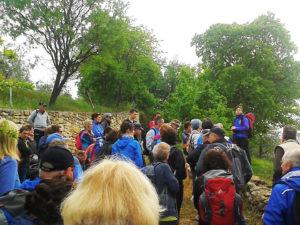 Trekking e uscite sul territorio